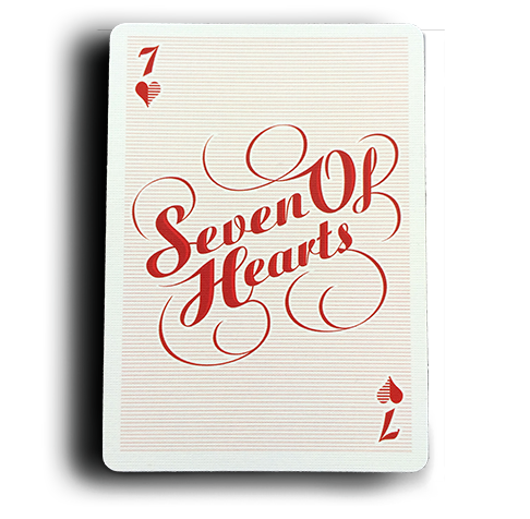 Image result for SEVEN of Hearts